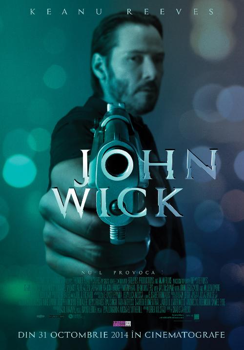 Afis John Wick